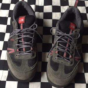 The Northface hiking shoes